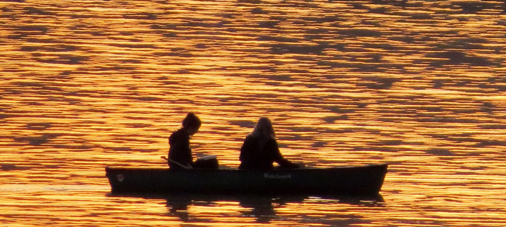 Lake Lotawana Canoists
