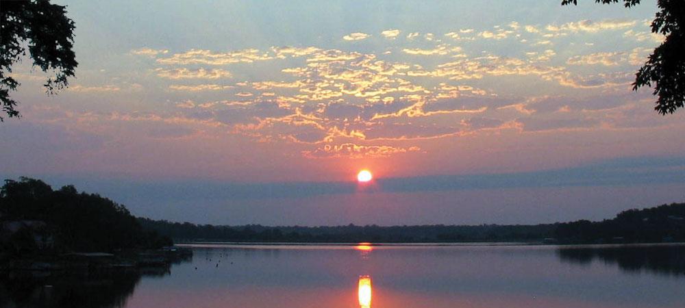 Lake Lotawana Sunset