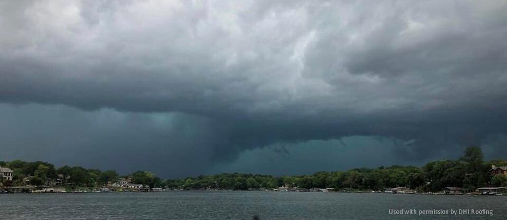 Lake Lotawana storm